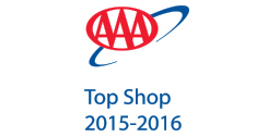 AAA Top Shop 2015-2016